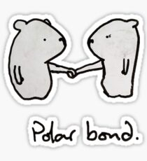 Polar Bond Sticker