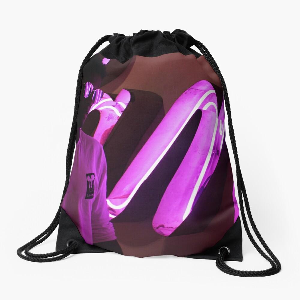 rosado Mochila saco
