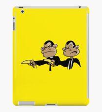 Monkey Pulp Fiction iPad Case/Skin