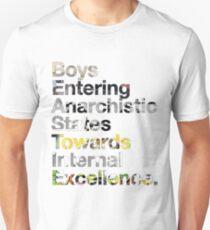 Camiseta unisex BEASTIE Anagrama