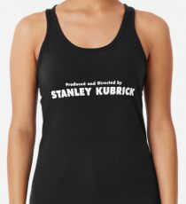 Produced and Directed by Stanley Kubrick Women's Tank Top
