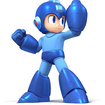 Mega Man Smash Brothers Wii U! by HyruLOOP