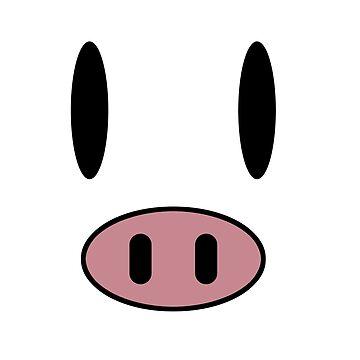 Tsumugi pig by xebec