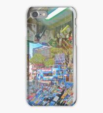 North Beach Deli iPhone Case/Skin