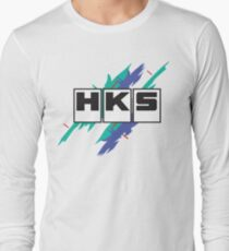 Camiseta de manga larga HKS Vintage