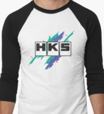 HKS Vintage Men's Baseball ¾ T-Shirt