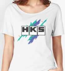 HKS Vintage Women's Relaxed Fit T-Shirt