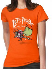 Zim Pilgrim Womens Fitted T-Shirt