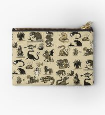 Sea Monsters Collection Studio Pouch
