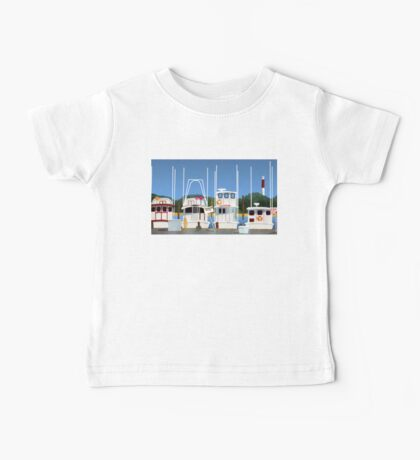 Boats On The Dock Kids Clothes