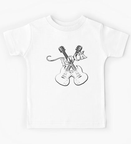 Guitar Rock Kids Clothes