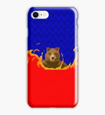 Altered Beasts iPhone Case/Skin