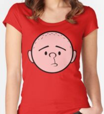 Karl Pilkington Women's Fitted Scoop T-Shirt