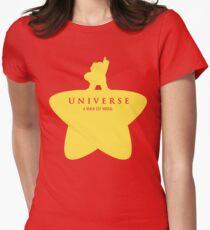 A Beach City Musical  Womens Fitted T-Shirt