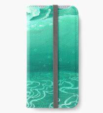 Sea Floor  iPhone Wallet/Case/Skin