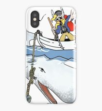 For the Oil, For Asgard! iPhone Case