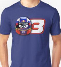 DANIEL RICCIARDO #3_2014 T-Shirt