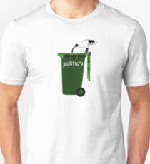australian bin chicken - politic's edition T-Shirt