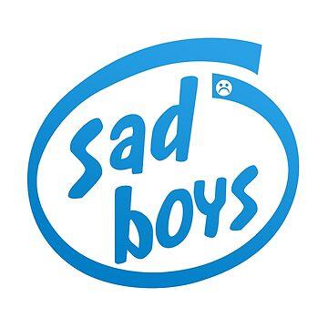 Sad Boys Inside by parallaxdingo