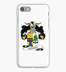 Hierro iPhone Case/Skin