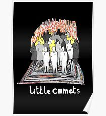 Little Comets - Album Covers Poster
