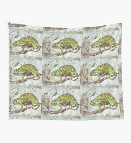 Chameleon (Chamaeleonidae) Wall Tapestry