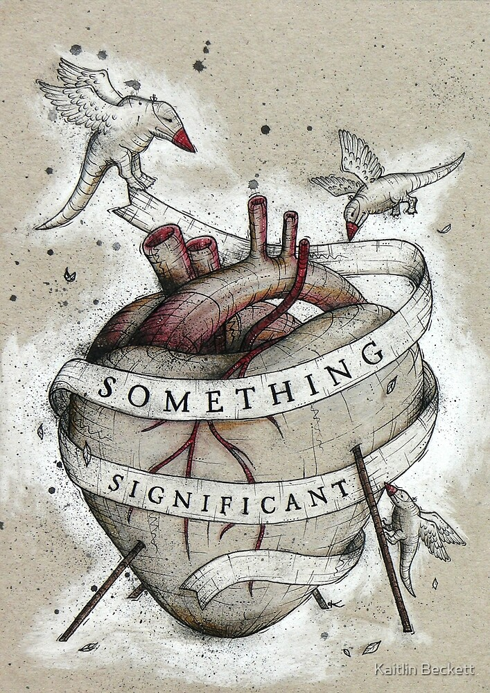 Something Significant by Kaitlin Beckett