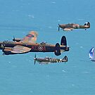 The Battle of Britain Memorial Flight 1 by Colin  Williams Photography