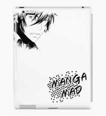 Manga Mad iPad Case/Skin