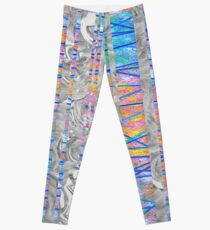 A Different Place - Original Abstract Design Leggings