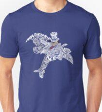 Kaito Kid Word Art T-Shirt