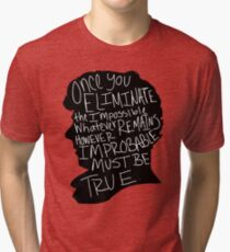 Impossible Tri-blend T-Shirt
