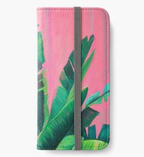 Tropical Love iPhone Wallet/Case/Skin