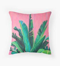 Tropical Love Throw Pillow