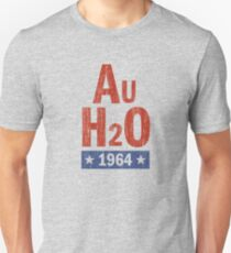 Barry Goldwater AuH2O 1964 Presidential Campaign Unisex T-Shirt