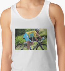 Vincenzo Nibali - Tour de France 2014 Tank Top