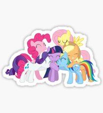 My Little Pony-Main 6 Sticker