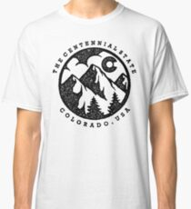Colorado Skies- Centennial Classic T-Shirt