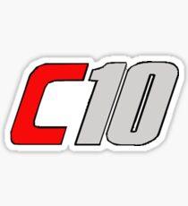C10 Stickers Redbubble