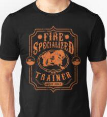 Fire Trainer (Arcanine) Unisex T-Shirt