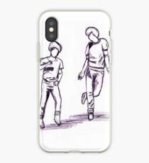 Napoleon Dynamite dance 2 iPhone Case