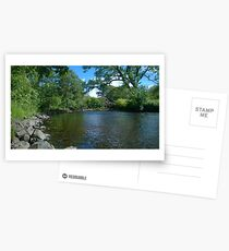 RiverBank Postcards