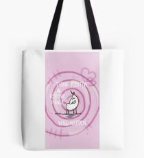 Unicorn-Think positive & positive things will happen Tote Bag