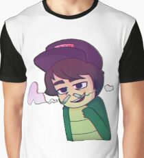 LeafyIsHere Graphic T-Shirt