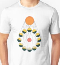 SUN+MOON+EARTH Unisex T-Shirt