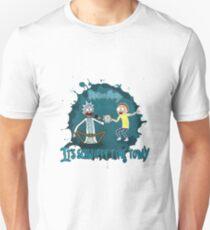 rick and morty singing Unisex T-Shirt