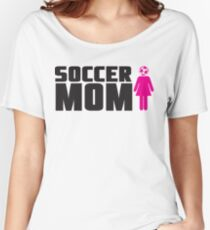 Soccer Mom Women's Relaxed Fit T-Shirt