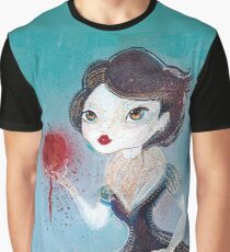 Grimm's Snow White Graphic T-Shirt
