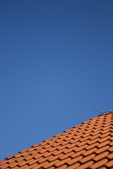 Roof Tiling by Starskyburns
