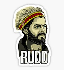 Xavier Rudd Sticker
